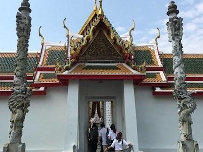 【バンコク】最終日は1人旅!おススメの寺院!