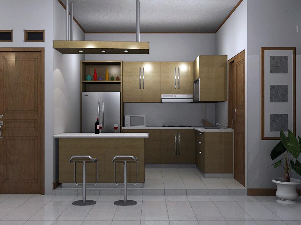 Desain Ruang Tamu Dan Ruang Makan Menyatu