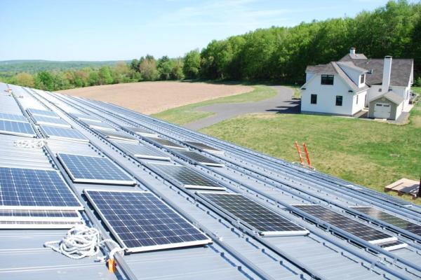 Commercial-Solar Power Installer Connecticut