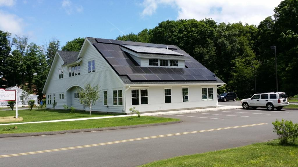 Commercial Solar Power System Installer-Monroe-CT