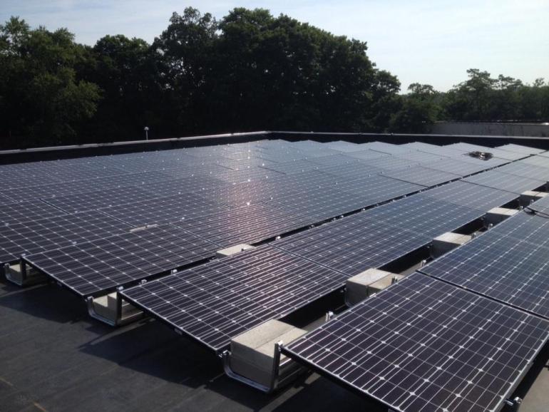Multi Array Solar New Haven CT | Commercial Solar Connecticut