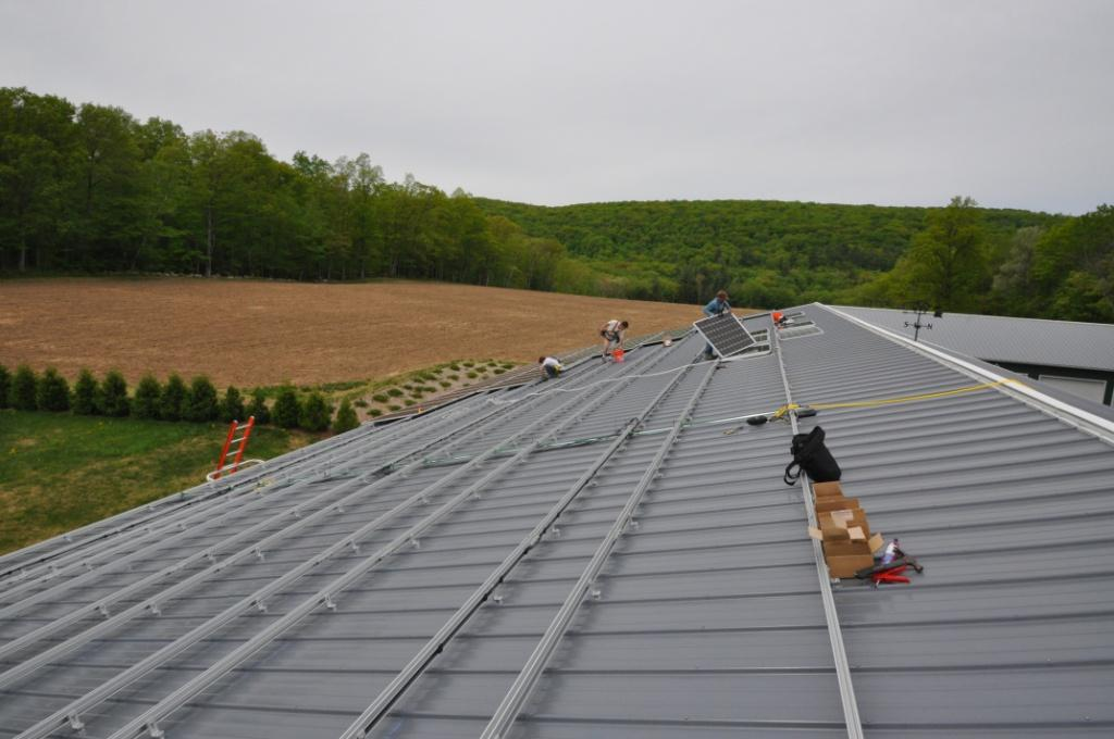 Commercial-Solar Power Installer Connecticut