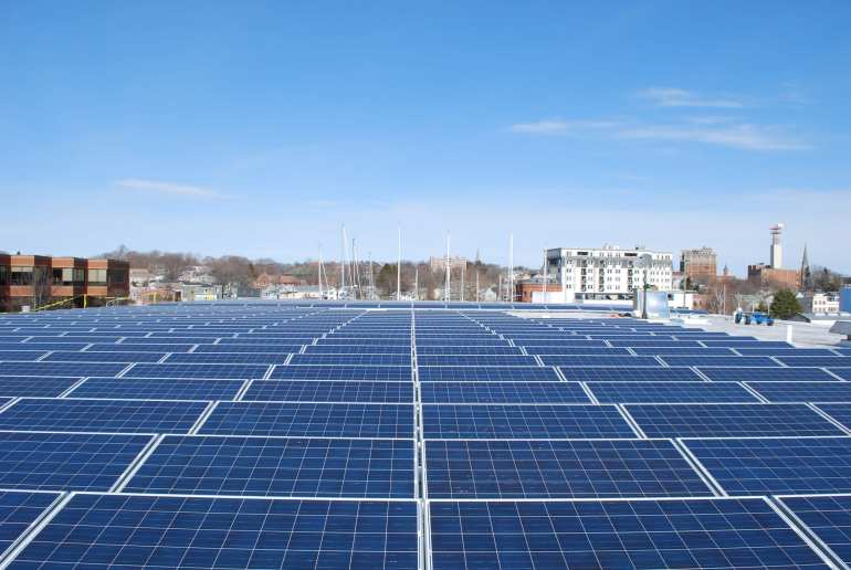 Commercial Solar Panel Installers | Sun-Wind Solutions | Fairfield, CT
