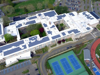 Sun-Wind Solutions Commercial Solar Panels – Fairfield CT 1050 Panel