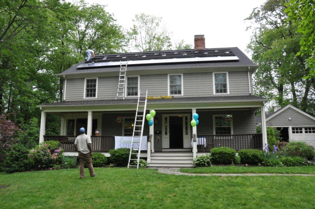 Residential Solar-Installation-Fairfield, CT