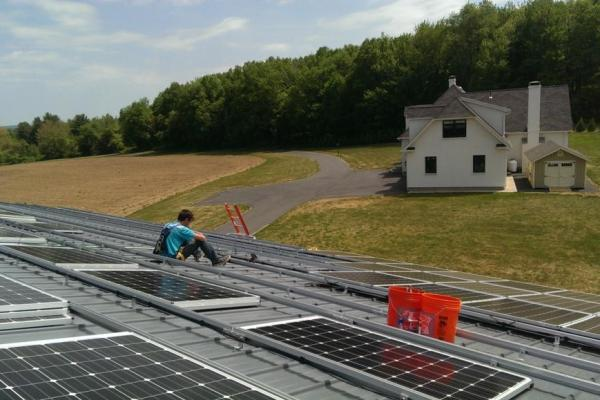 Commercial Solar-Installer-Hartford-County Connecticut