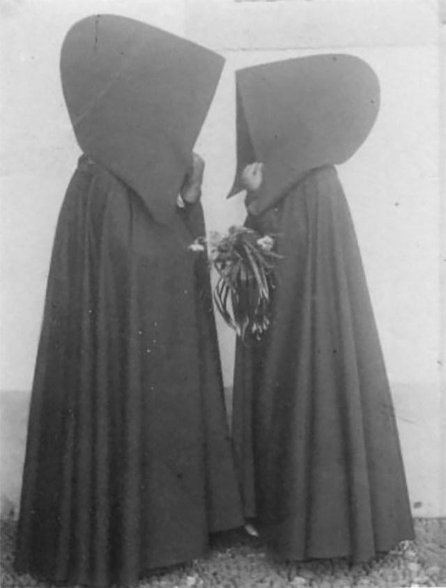 Азорский капюшон (Capote e Capelo)