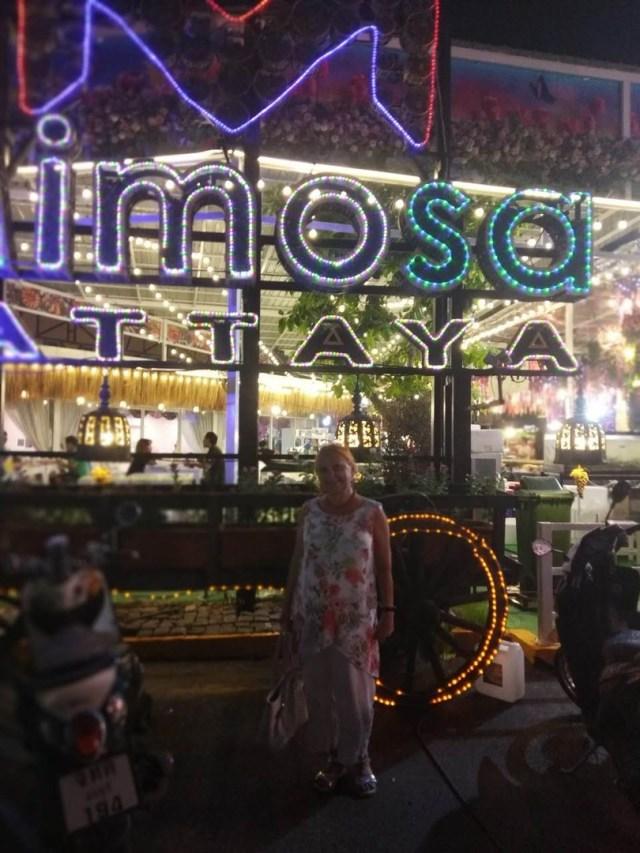 Мимоза в Паттайе