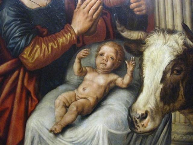 Дети-старики эпохи Возрождения