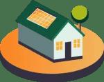 מערכת סולארית ביתית