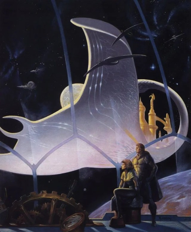 Cover art by Jeff Easley for The Legend of Spelljammer