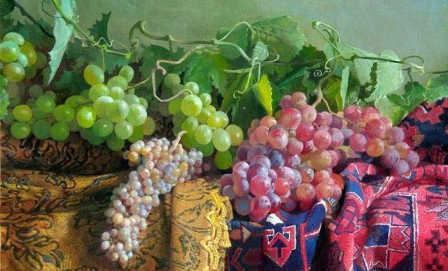 Виноград для приворота