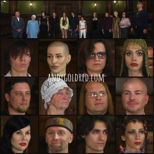 Участники 21 сезона Битвы экстрасенсов на ТНТ