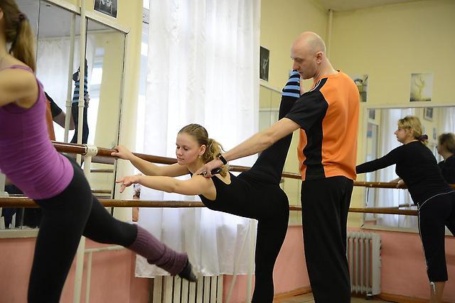Максим Фёдоров балет