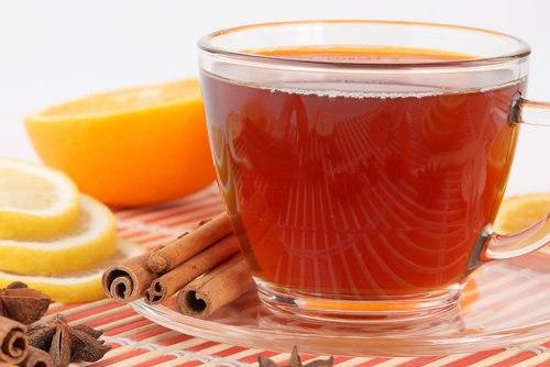 Чай с корицей и лимоном для похудения