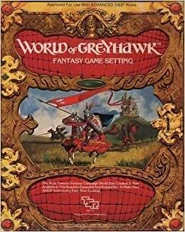 The Greyhawk Boxed Set