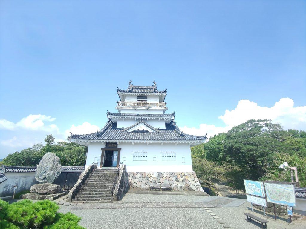 【杵築城】日本一小さな城🏰 先人達も見た景色 歴史ロマン探索