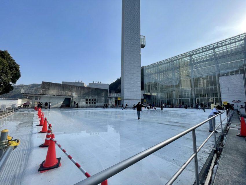 【中津市 コアやまくにスケートリンク】県内数少ないスケートが楽しめる遊びスポット✨