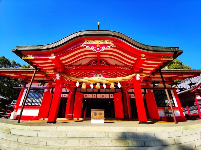 【大分市春日神社】初詣の名所🎍1100年以上の古い歴史を持つ市民憩いの神社