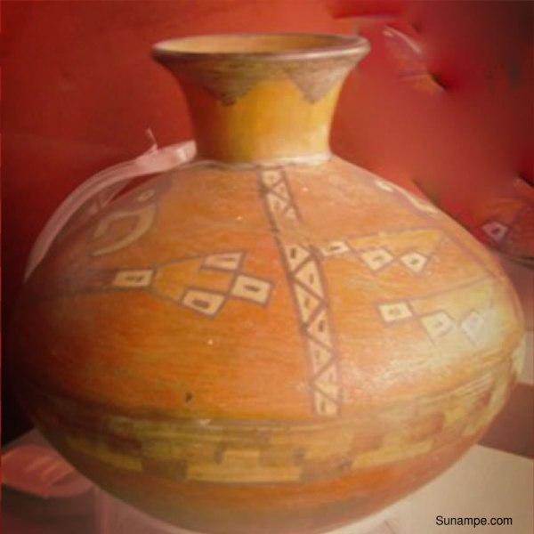 La ceramica de la cultura chincha