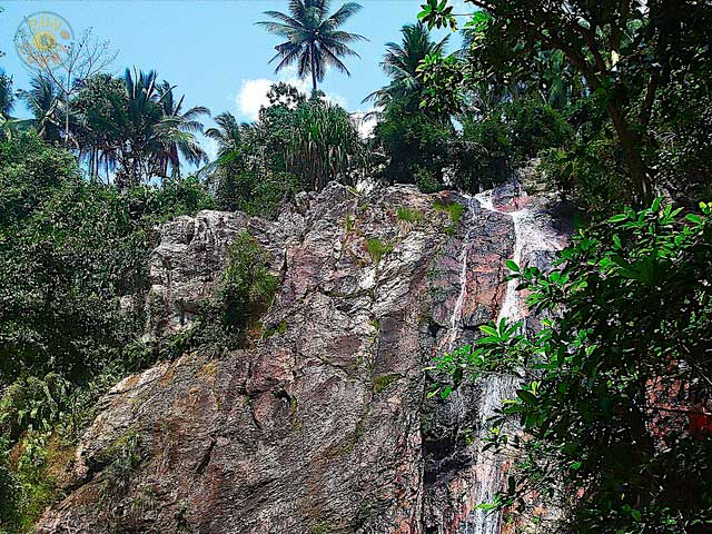 Ko Samui Wasserfall