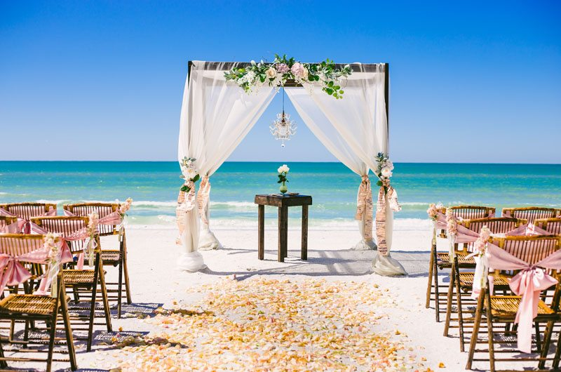 Beach Wedding Packages Sun Amp Sea Beach Weddings