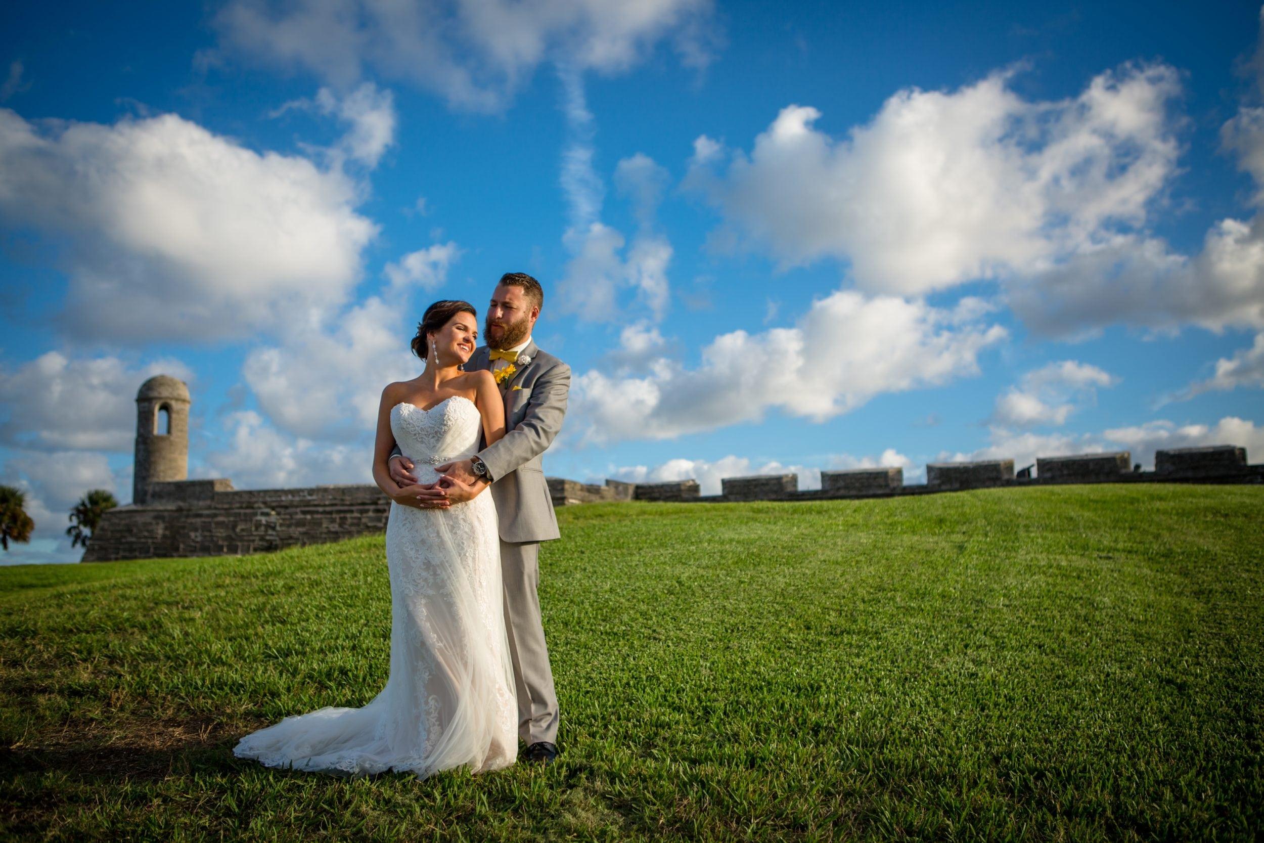 Beach Wedding East Coast