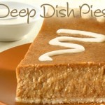 Sentimental baking for the holidays with Mrs. Smiths Signature Deep Dish Pies
