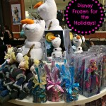 Holiday gift giving with Disney's Frozen Toys #DisneyFrozenEvent