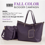 A Pop Of Color With Monroe and Main: Fall Fashionista