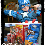 How #AvengersUnite For Play Time And Snack Time!