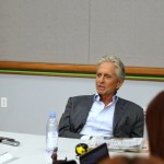 Marvel's Ant-Man: Exclusive Interview With Michael Douglas #AntManEvent