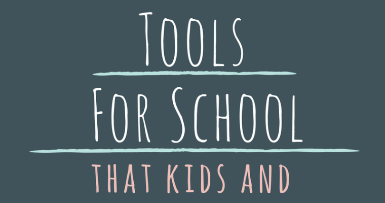Tools For School That Kids And Parents Need #CreateWithHP