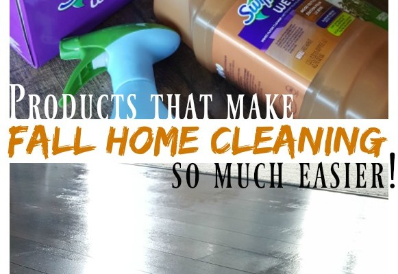 My New Favorite Products Perfect For Fall Cleaning