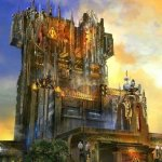 A Look At Collector's Fortress As Early Planning On A New Disneyland Ride Begins