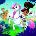 Meet Nickelodeon's Nella The Princess Knight, Premiering This Month!