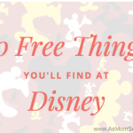 10 Free Things To Do At Disney Parks