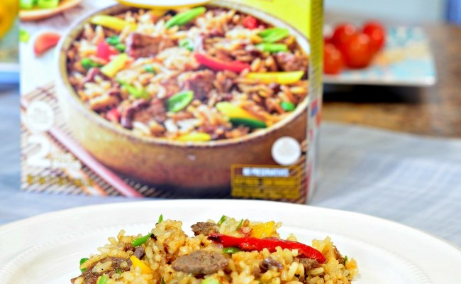 Why Ling Ling Fried Rice Entree  Meals Are Better Than Your Takeout