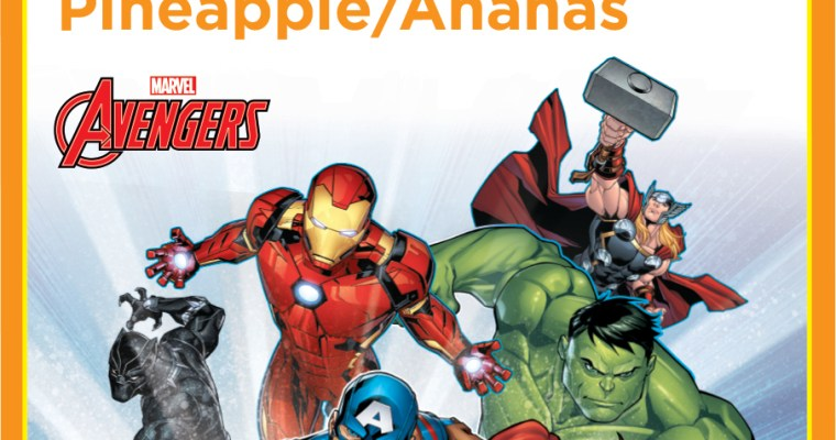 Marvel And Dole Help Families Come Together To Eat Healthier