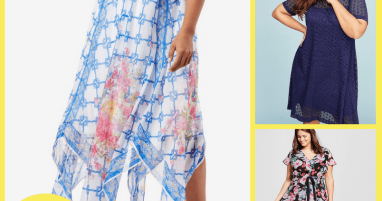 17 Plus Size Summer Dresses That Don't Look Like Hideous Tents