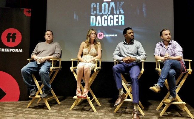 Marvel's Cloak & Dagger Interviews And The Show's Real Life Inspirations