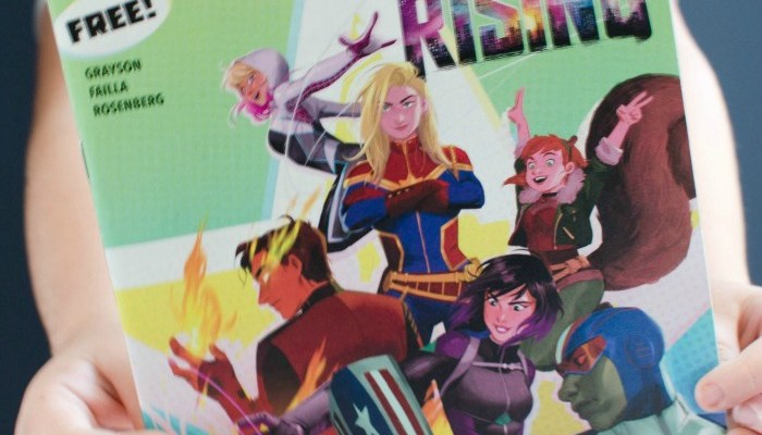 A Marvel For New Generations: Check Out Marvel Rising