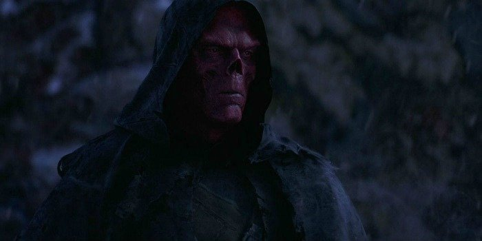Why Red Skull makes an appearance in Avengers Infinity War