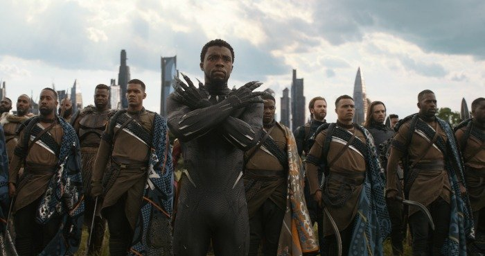 Before the start of the greatest battle Wakanda has ever seen