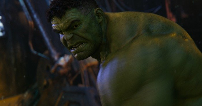 Why wouldn't the Hulk come out and fight in Infinity War?