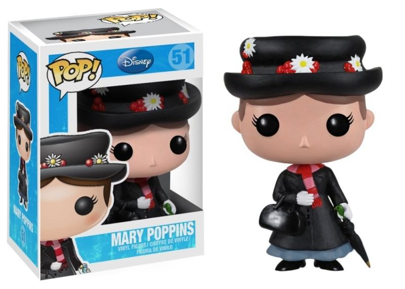 Mary Poppins Funko Pop Figure