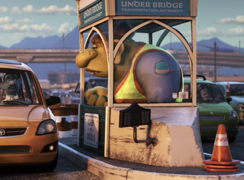 Disney/Pixar's Onward doesn't hit theaters until next year, but we're already finding fun Easter eggs in the trailer