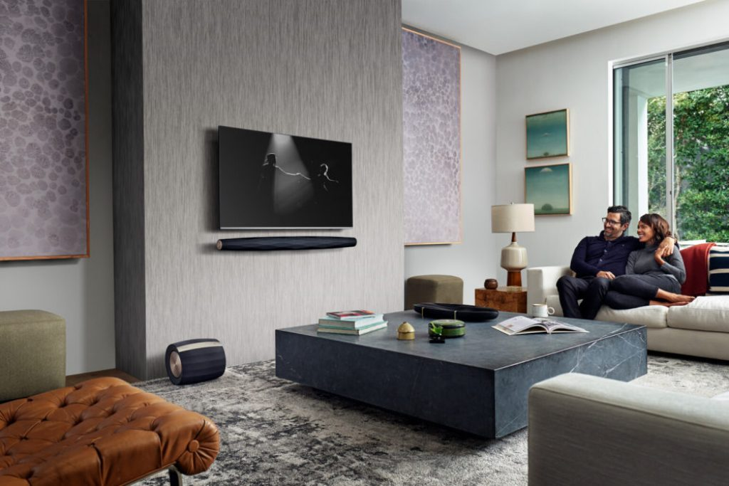 The Bowers & Wilkins Formation® Suite – the first wireless audio system that will change the way you're entertained.
