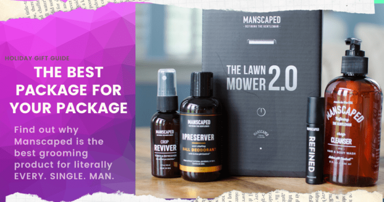 Manscaped Review: The Perfect Package For Your Package?