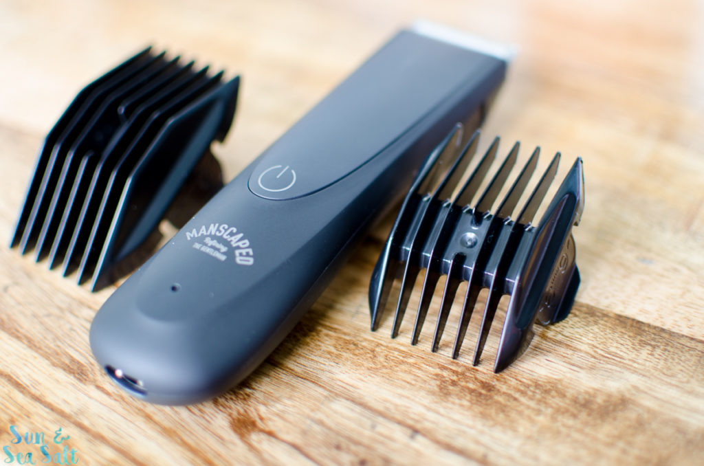 Manscaped 2.0 is ideal for manscaping.